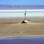 Tunisia Chott el Jerid, Lago salato