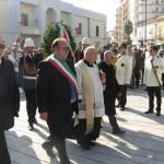 Inaugurazione stele Caduti