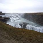 Islanda cascata di Gullfoss