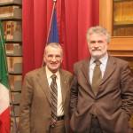 con Raffaele Nigro