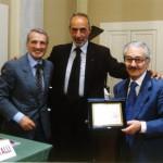 con Salvatore Italia e Pasquale Di Cicco