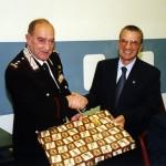 con il Generale Roberto Conforti