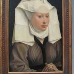 Van der Weyden - Giovane donna