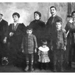 Famiglia Clemente 1917