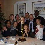 Festa in famiglia
